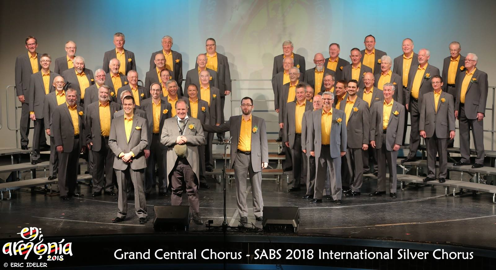 Grand Central Chorus at the SABS En Armonia Convention