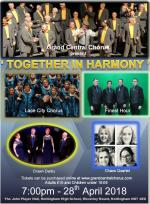 """Together in Harmony"" Show - 28th April 2018"