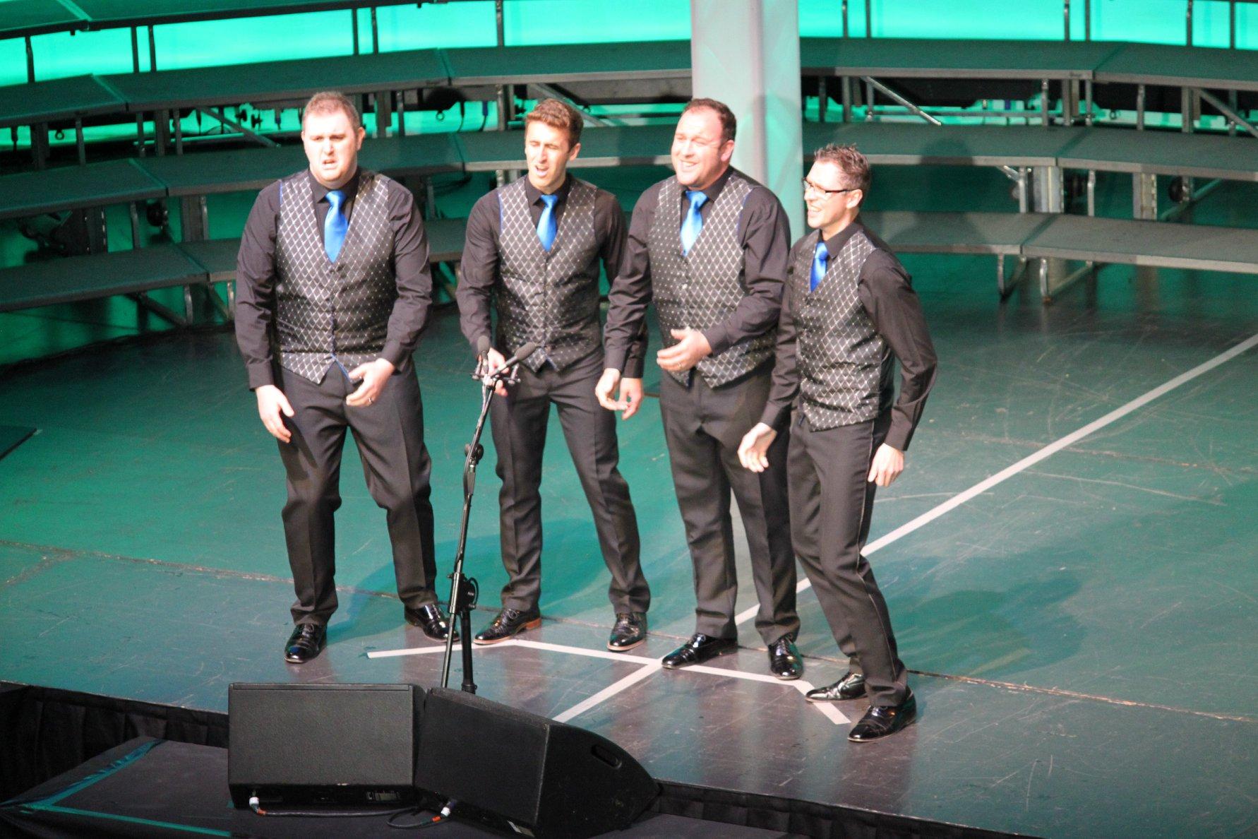 Grand Central Chorus News