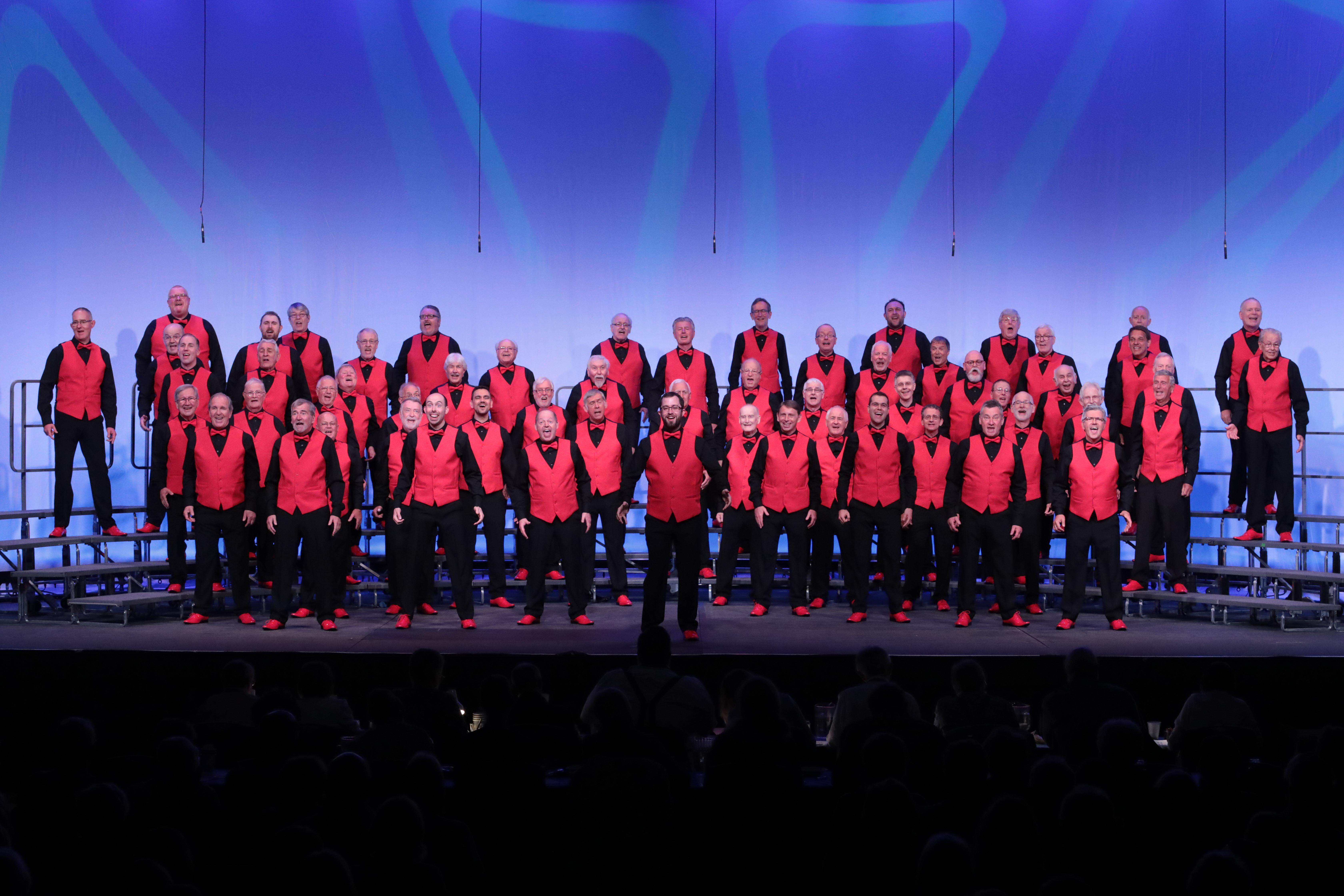 Grand Central Chorus at the 2019 BABS Convention